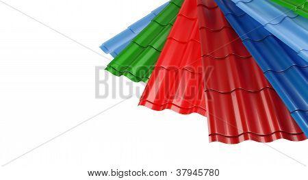 Dach-Metall