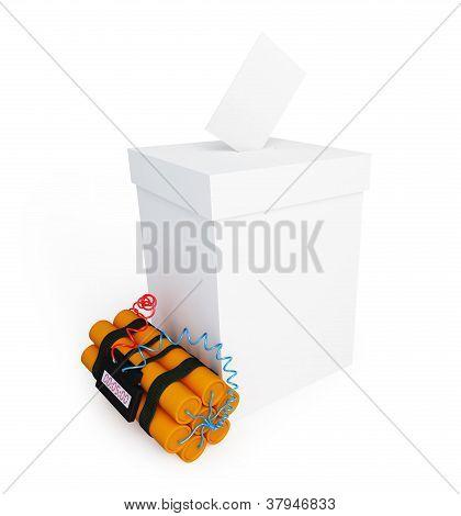 Vote Box Dynamite