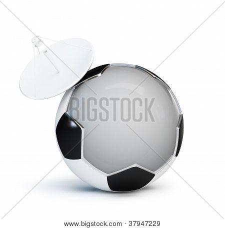 Televisión de fútbol
