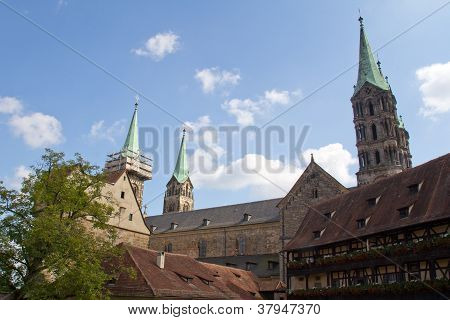 Cathedral Of Bamberg