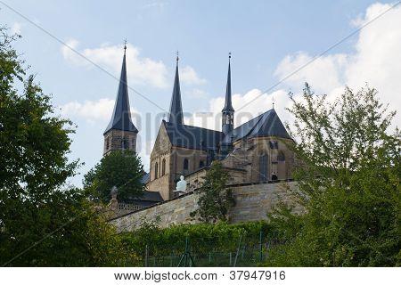 The Michaelsberg In Bamberg