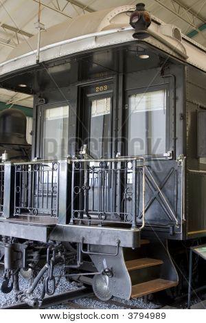 Pullman Train Of 1914