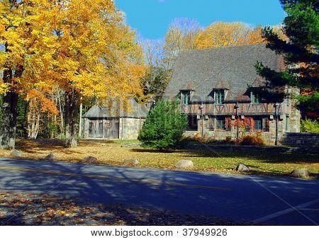 Jordan Park Lake House, Arcadia National Park