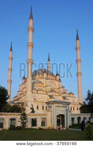 Sabanci Central Mosque of Adana