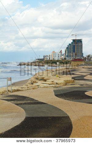 Tel-aviv Beach