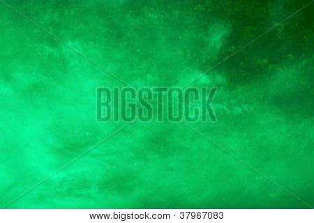 Green Marble Grunge