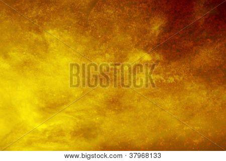 Gold Marble Grunge