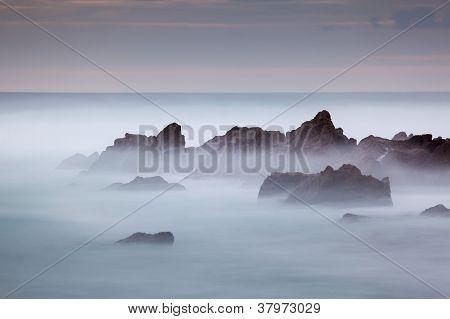 Beach Of Azkorri, Getxo