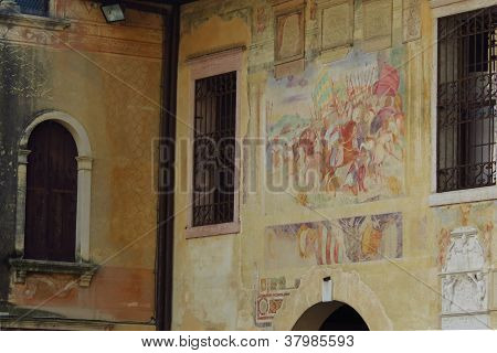 Renaissance Art in Asolo Italy