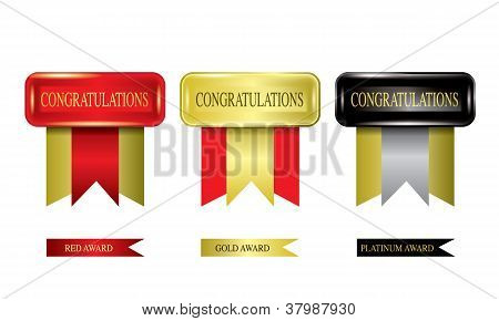 Congratulations Awards