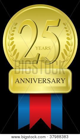 Golden Anniversary 25 years