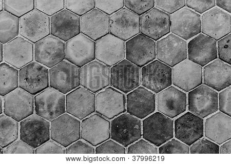 The Hexagonal Clay Tiles