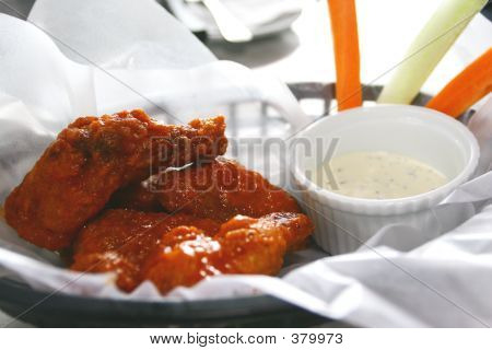 Spicy Buffalo Wings