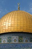 picture of mosk  - Close up of The mosque of Al aqsa - JPG