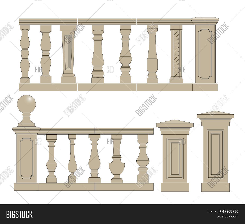 Balcony stock vectors, royalty free balcony illustrations de.