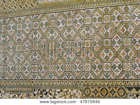 Mosaic Tile in Libya