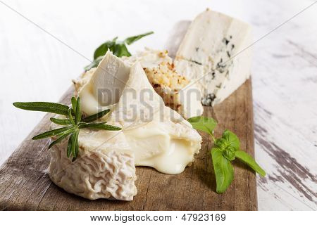 Luxurious Cheese Variation
