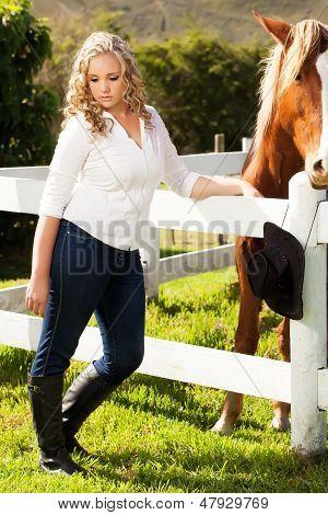 Goldilocks At The Fence