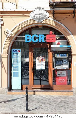 Bcr Bank, Romania