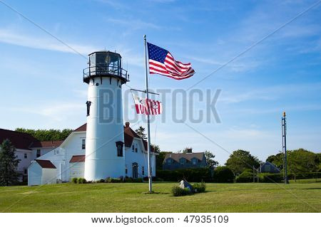 Chatham, Cape Cod,  Lighthouse