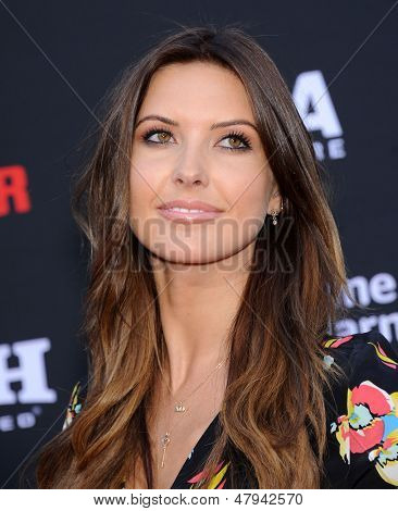 LOS ANGELES - JUN 22:  Audrina Patridge arrives to the 'The Lone Ranger' Hollywood Premiere  on June 22, 2013 in Hollywood, CA