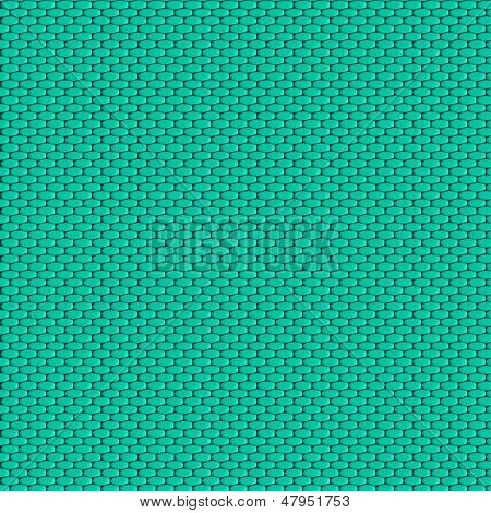 Cerulean Tiles Background
