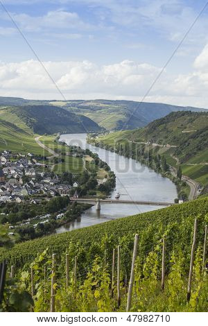 Beautiful Mosel River