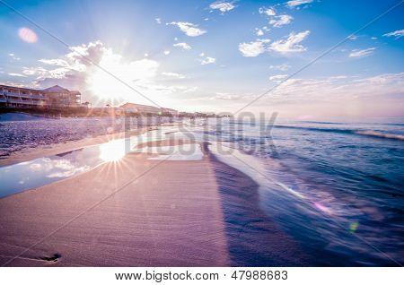 Sunrise Over Sunshine State Florida