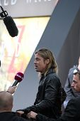'World War Z' - Germany Premiere