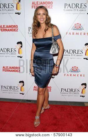 Angelica Castro  at the 8th Annual Padres Contra El Cancer's 'El Sueno De Esperanza' Benefit Gala. Hollywood and Highland Grand Ballroom, Hollywood, CA. 10-07-08