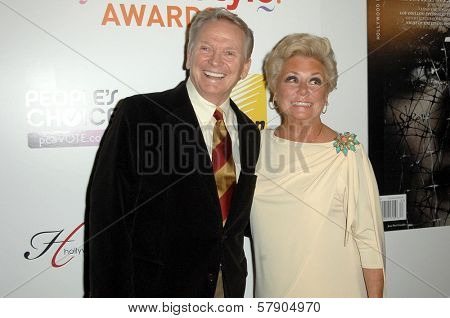 Bob Mackie and Mitzi Gaynor  at the Hollywood Life's 5th Annual Hollywood Style Awards. Pacific Design Center, West Hollywood, CA. 10-12-08