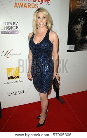 Michelle Harris  at the Hollywood Life's 5th Annual Hollywood Style Awards. Pacific Design Center, West Hollywood, CA. 10-12-08
