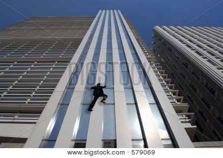 Climbing Corp Ladder