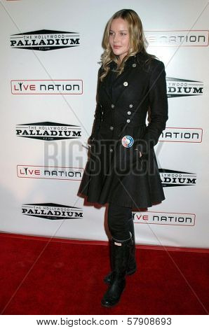 Abbie Cornish  at the Grand Reopening of The Hollywood Palladium. Hollywood Palladium, Hollywood, CA. 10-15-08