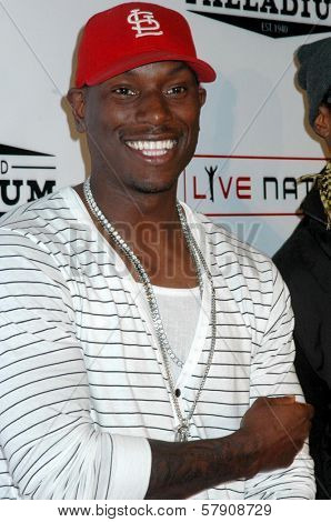 Tyrese Gibson  at the Grand Reopening of The Hollywood Palladium. Hollywood Palladium, Hollywood, CA. 10-15-08
