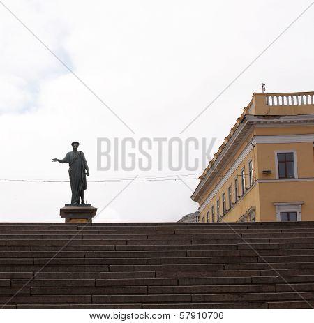 Potemkin Steps, Odessa