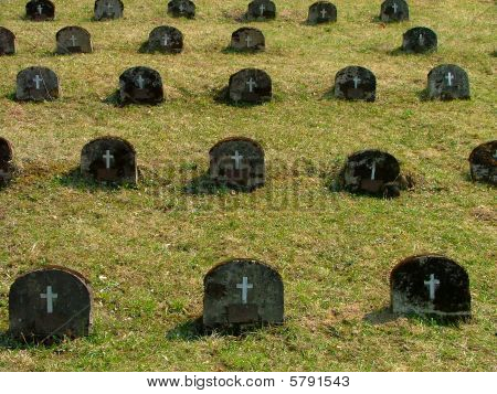 Ancient Medieval Burial Ground