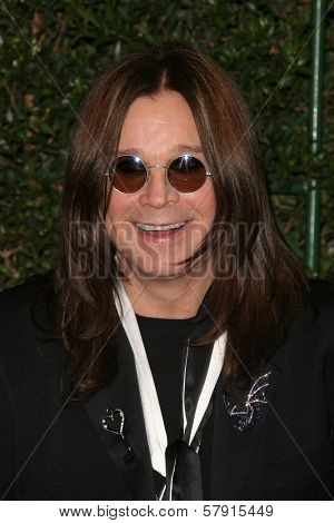 Ozzy Osbourne  at Spike Tv's 'Scream 2008'. Greek Theatre, Hollywood, CA. 10-18-08