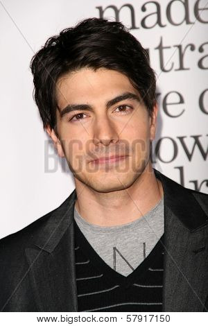 Brandon Routh   at the Los Angeles Premiere of 'Zack and Miri make a porno'. Grauman's Chinese Theater, Hollywood, CA. 10-20-08