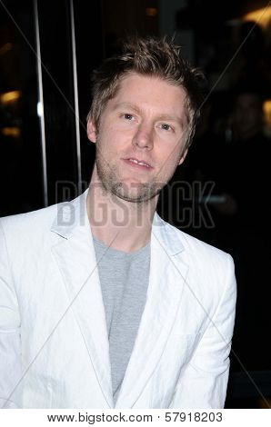 Christopher Bailey  at the Burberry Beverly Hills Store Re-Opening. Burberry Beverly Hills Store, Beverly Hills, CA. 10-20-08