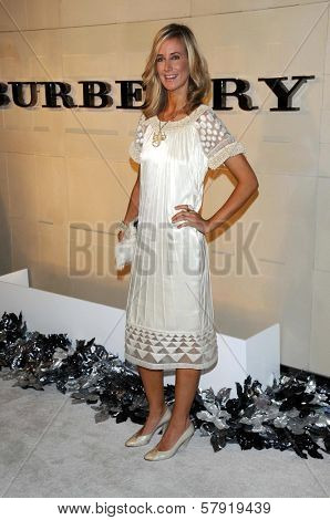 Lady Victoria Hervey  at the Burberry Beverly Hills Store Re-Opening. Burberry Beverly Hills Store, Beverly Hills, CA. 10-20-08
