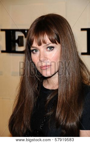 Anna Friel  at the Burberry Beverly Hills Store Re-Opening. Burberry Beverly Hills Store, Beverly Hills, CA. 10-20-08
