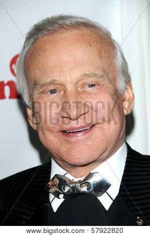 Buzz Aldrin   at 'Rock The Kasbah' Benefiting Virgin Unite, Hollywood Roosevelt Hotel, Hollywood, CA. 10-23-08
