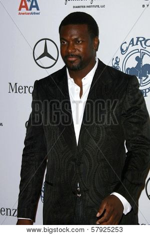 Chris Tucker  at the 30th Annual Carousel of Hope Ball to benefit the Barbara Davis Center for Childhood Diabetes, Beverly Hilton, Beverly Hills, CA. 10-25-08