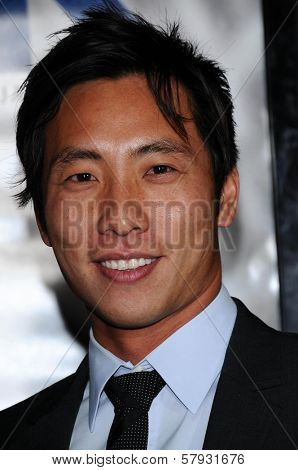 Kelvin Yu  at the Focus Features World Premiere of MILK, The Castro Theatre, San Francisco, CA. 10-28-08
