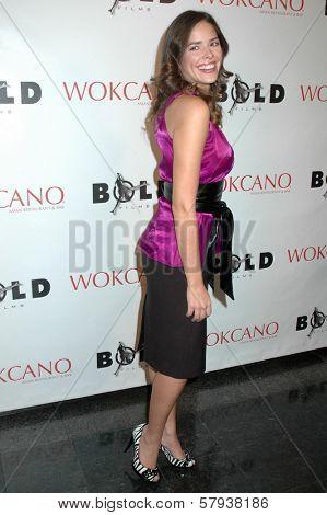 Mercedes Brito  at the Bold Films AFM Party. Wokcano, Santa Monica, CA. 11-07-08