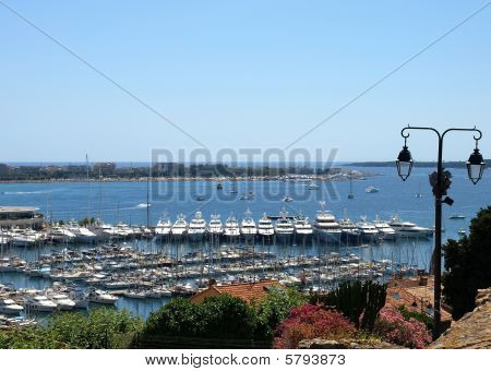 Cannes - Yacht Port