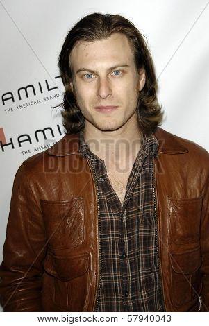Noah Segan  at Hamilton and Hollywood Life's Behind the Camera Awards. The Highlands, Hollywood, CA. 11-09-08
