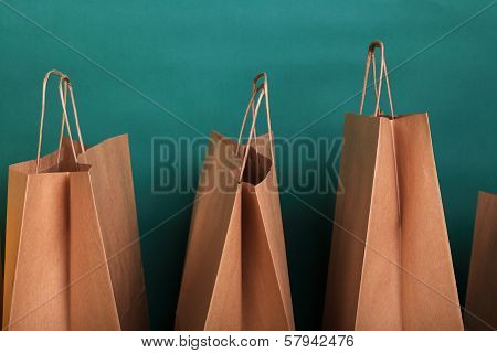Shopping Paper Gift Bags