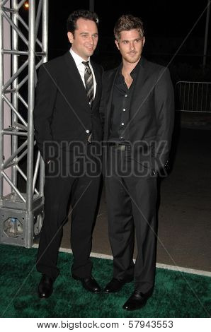 Matthew Rhys and Dave Annable  at the 18th Annual Environmental Media Awards. The Ebell Theatre, Los Angeles, CA. 11-13-08